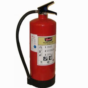Fyllning av Brandsläckare Skum 9L